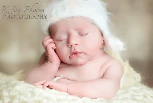 Madison, WI Photographer specializing in newborn photography.
