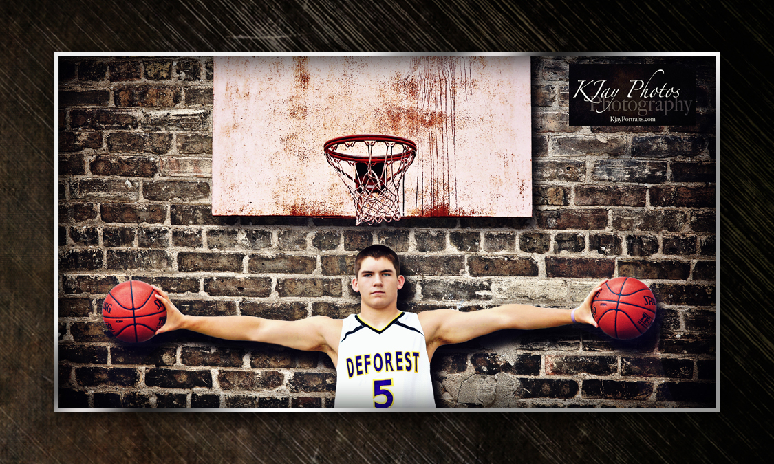 Basketball Senior Pictures Archives Kjay Portraits Photography Madison Wi Kjay Portraits Photography Madison Wi
