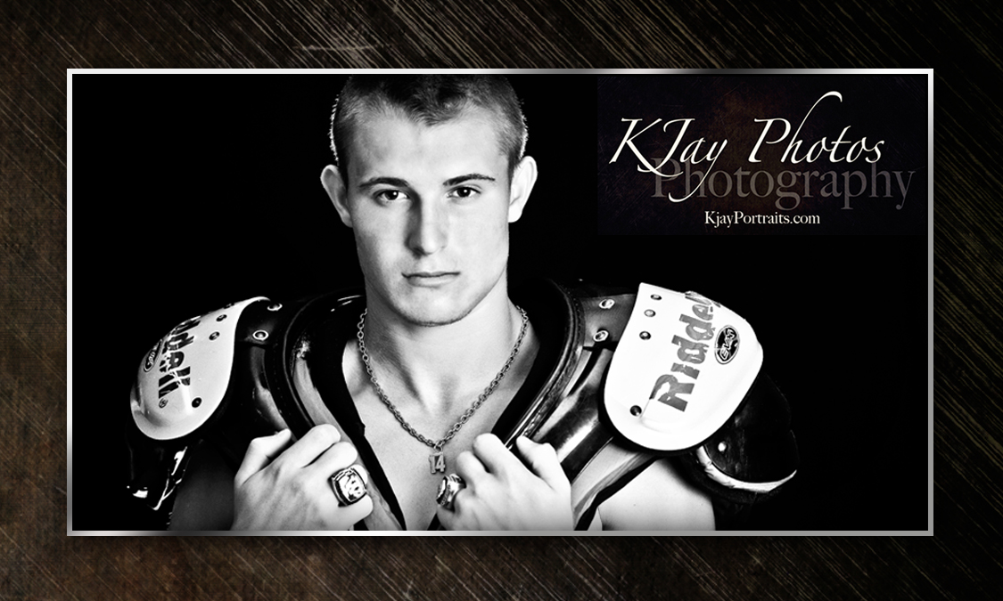 Senior picture football ideas archives kjay portraits photography december 12 reheart Image collections