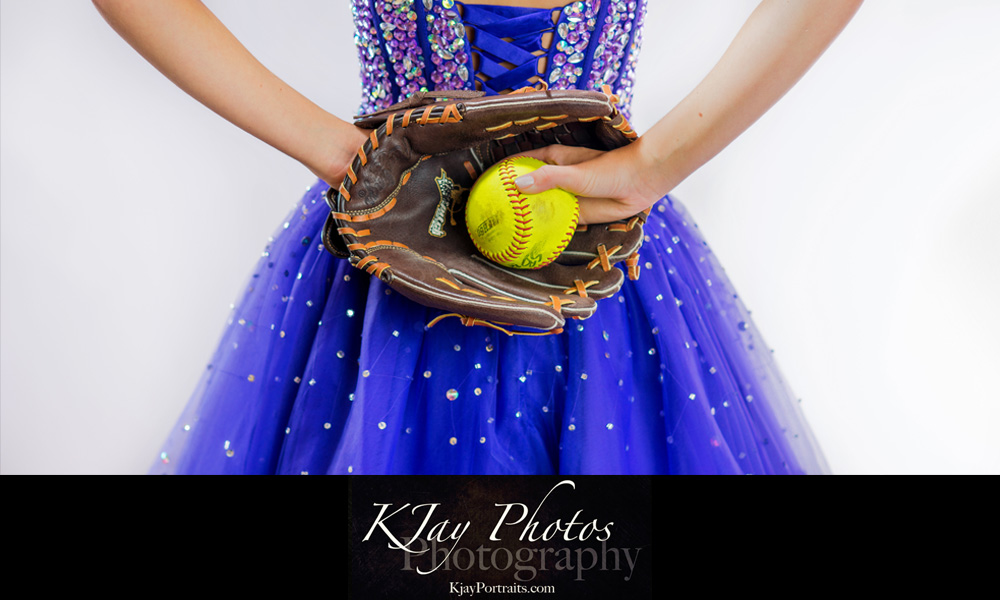 Ideas for Softball Senior Pictures