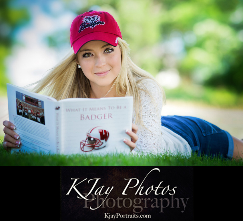 Senior Pictures UW Madison Wisconsin Photographer