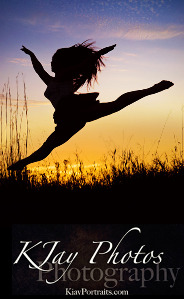 Beautiful Dancer Senior Pictures by K Jay Photos Photography.