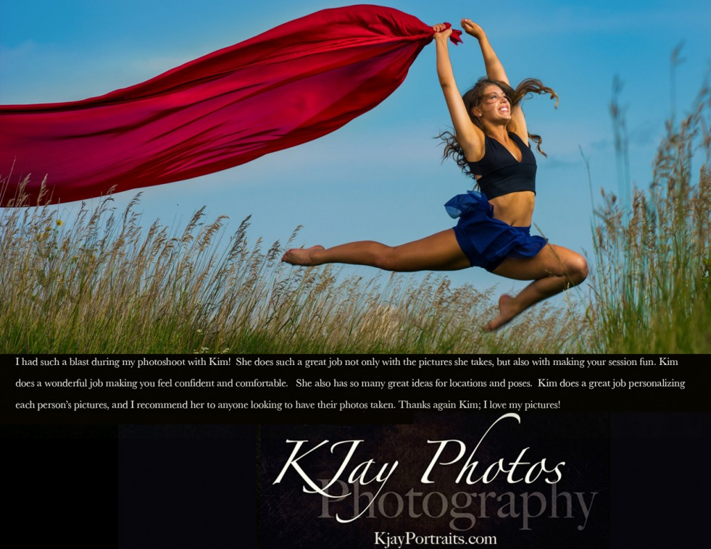 K Jay Photos Photography, Madison WI Photographer for dancers and high school senior pictures.