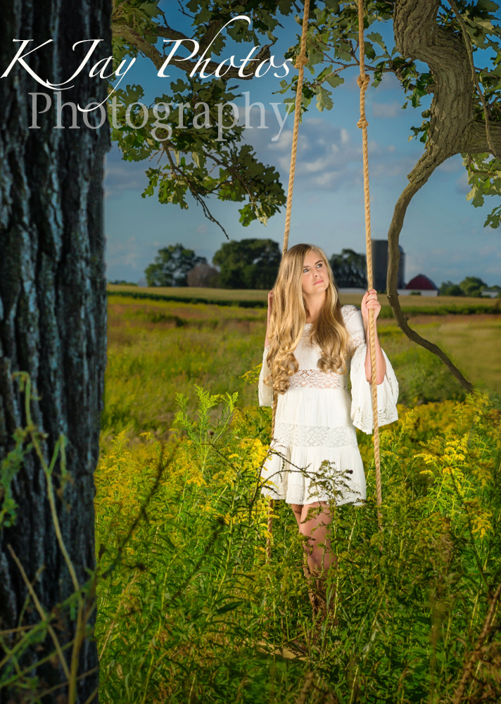 Gorgeous girl senior pictures. K Jay Photos Photography, Madison WI Photographer