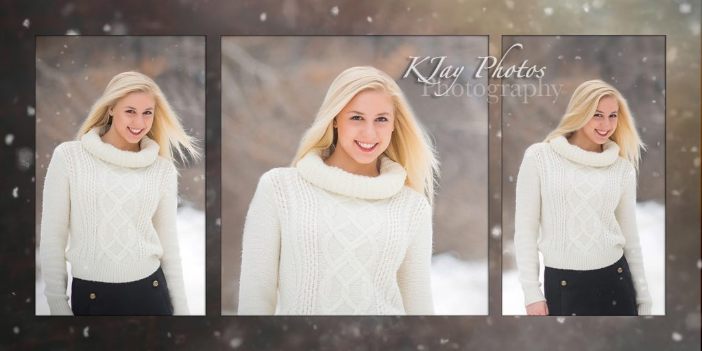 Winter Senior Pictures